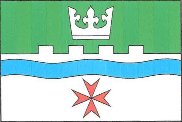 Karlík - vlajka
