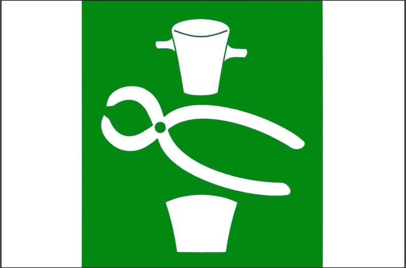 Karlovice - vlajka
