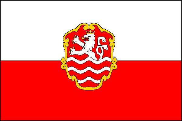 Karlovy Vary - vlajka