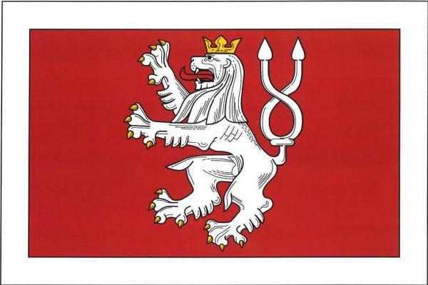 Karlštejn - vlajka