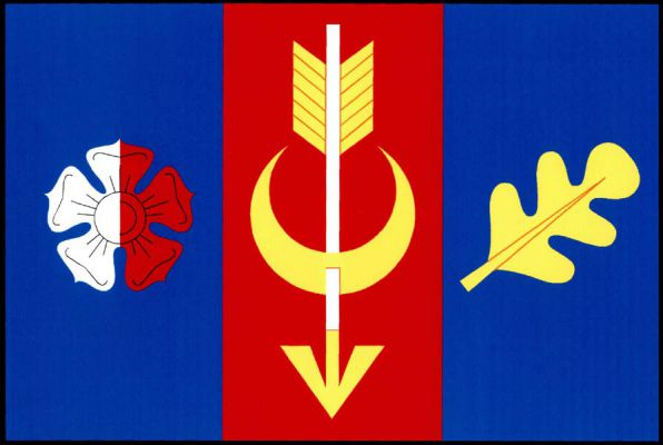 Kbel - vlajka