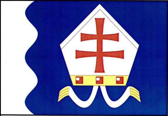 Kladky - vlajka