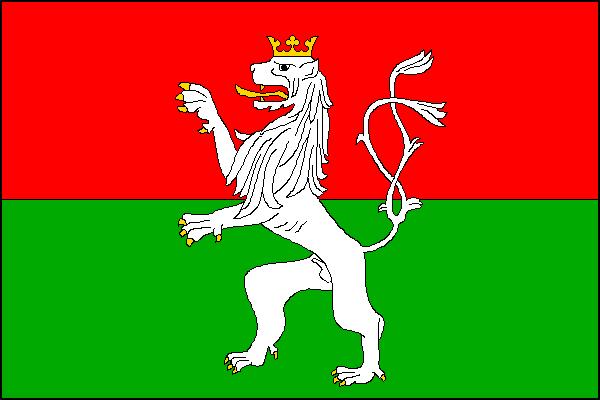Klimkovice - vlajka