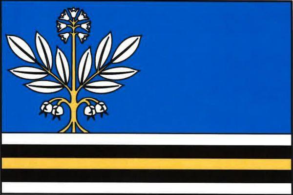 Klokočná - vlajka