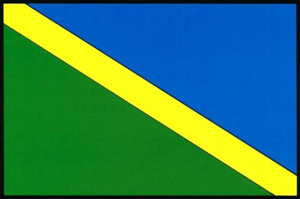 Kocelovice - vlajka