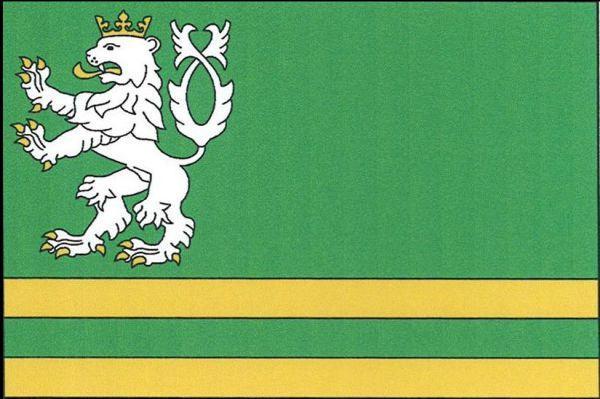Kohoutov - vlajka