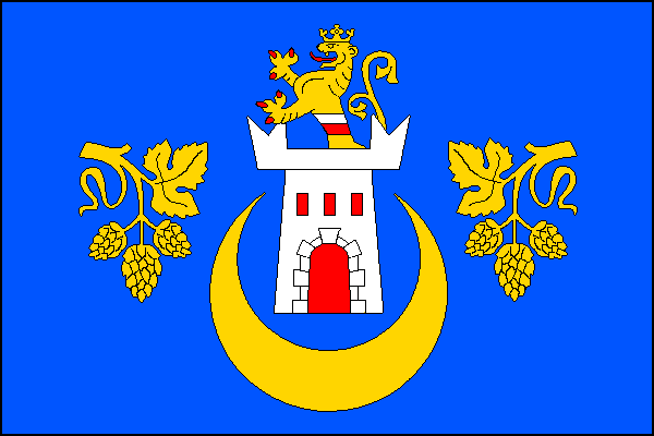 Kolešovice - vlajka