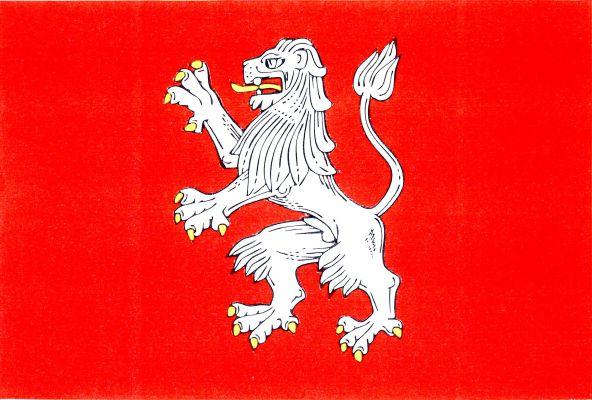 Kolinec - vlajka