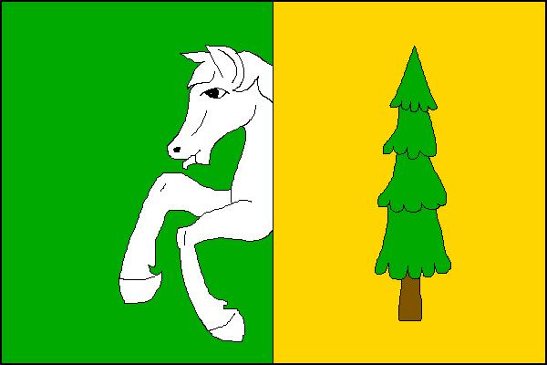 Konojedy - vlajka