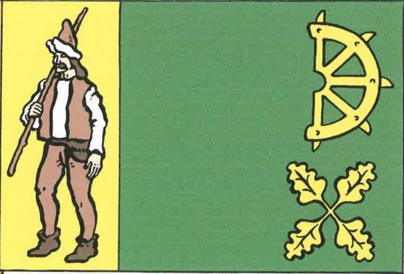 Košík - vlajka