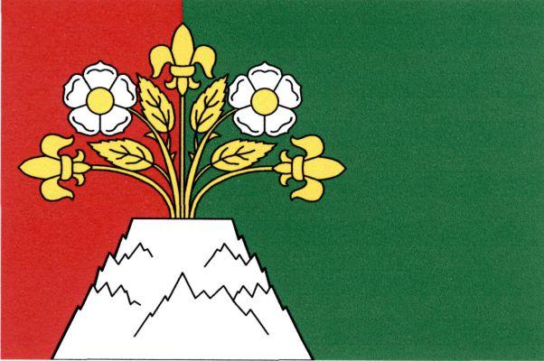 Kosoř - vlajka