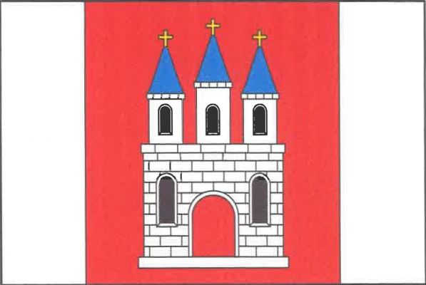 Kostelec na Hané - vlajka