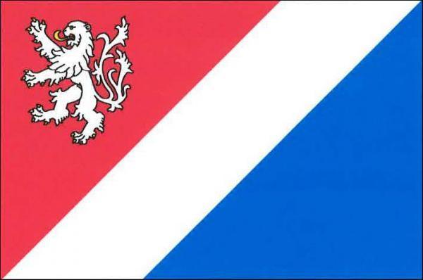 Kostelec nad Labem - vlajka