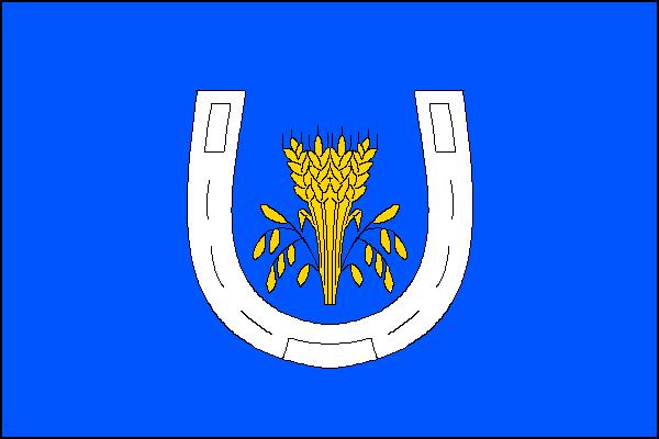 Kovářov - vlajka