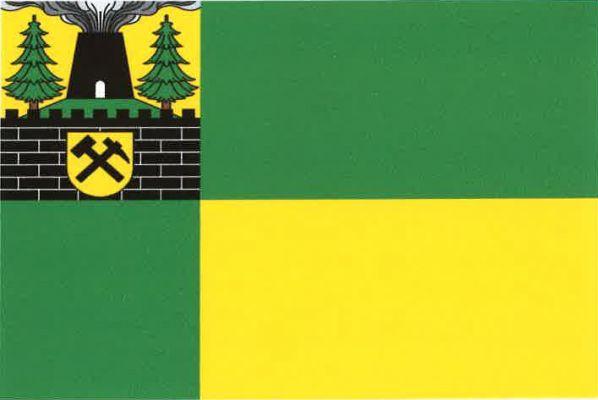 Kovářská - vlajka