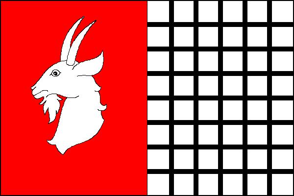 Kožlí - vlajka