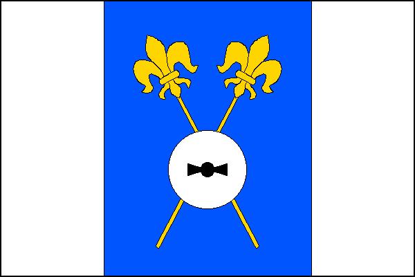 Kozmice - vlajka