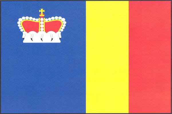Kozojedy - vlajka