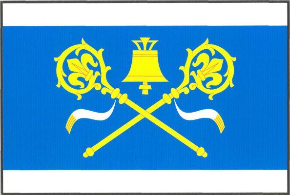 Krásné - vlajka