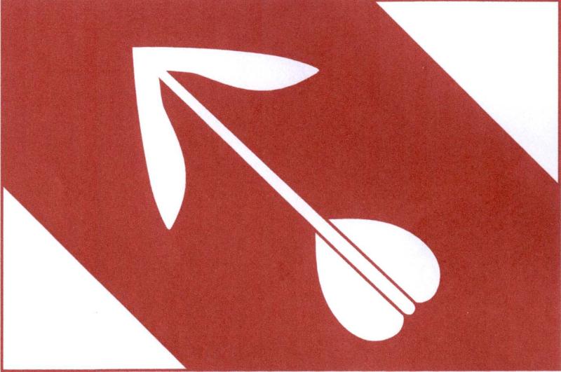 Křemže - vlajka