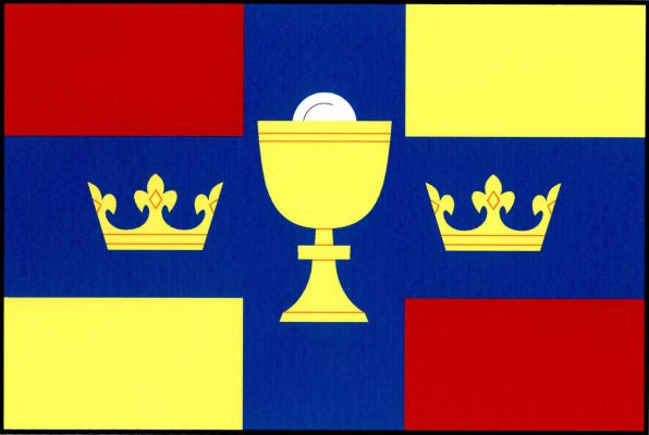Křenov - vlajka