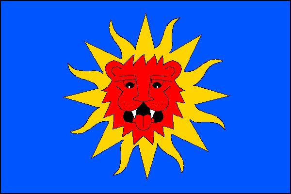 Křtomil - vlajka