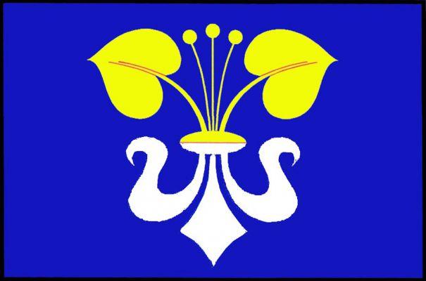 Kuřimská Nová Ves - vlajka