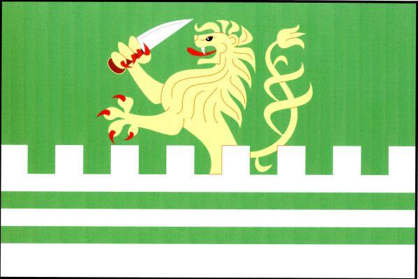 Kyjovice - vlajka