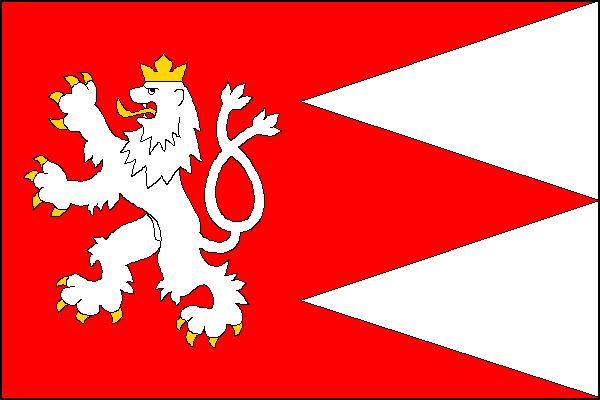 Kynšperk nad Ohří - vlajka