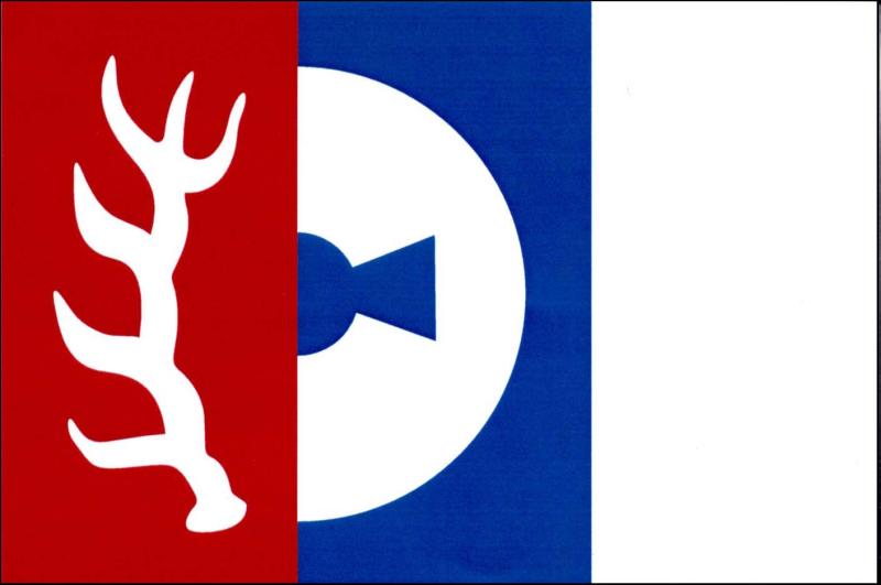 Kyšice - vlajka