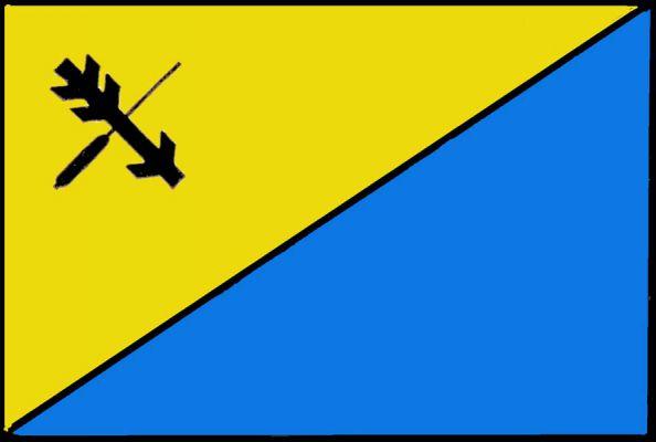 Kytlice - vlajka