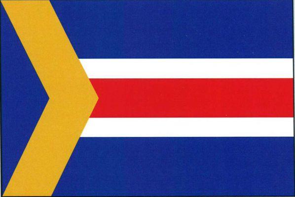 Ledce - vlajka