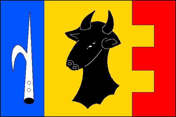 Lelekovice - vlajka