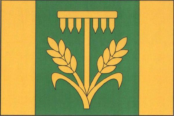 Libhošť - vlajka