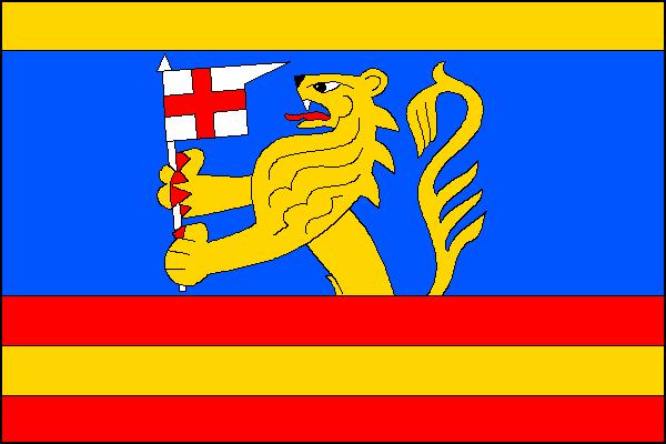 Libina - vlajka