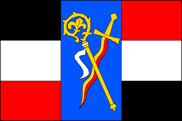 Libřice - vlajka