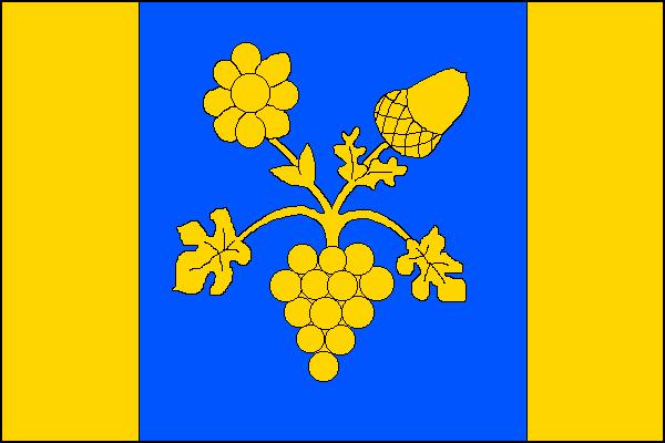 Lichnov - vlajka