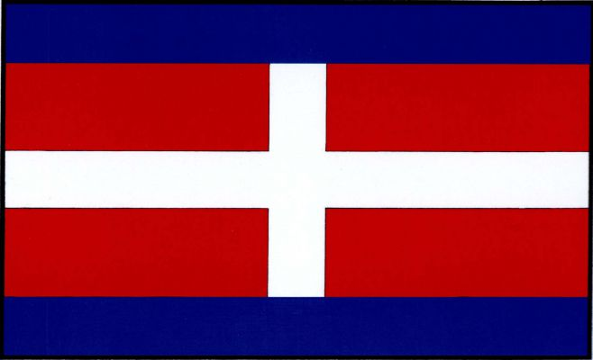 Lichoceves - vlajka
