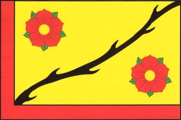 Lidice - vlajka