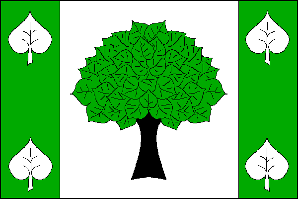Lípa - vlajka