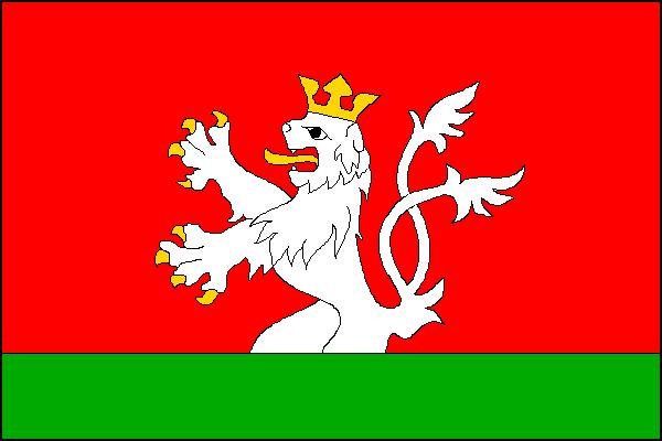 Lipník nad Bečvou - vlajka