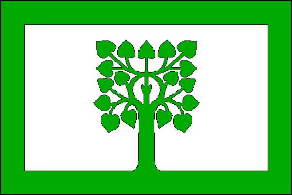 Lipník - vlajka