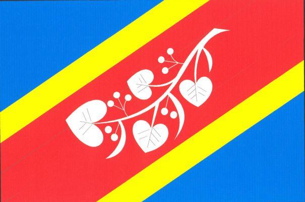 Lipov - vlajka