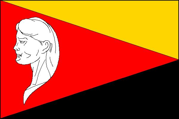 Litohlavy - vlajka