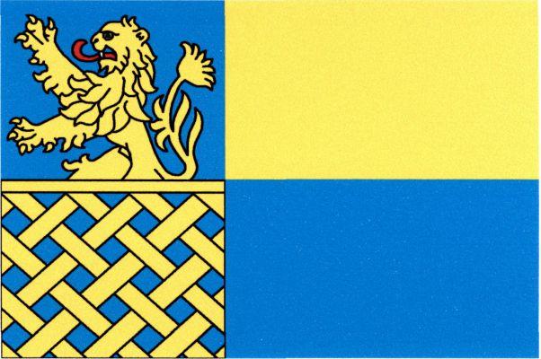 Lovosice - vlajka