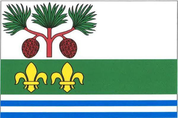 Ludvíkovice - vlajka