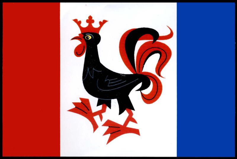 Lužany - vlajka