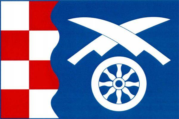 Malá Morava - vlajka