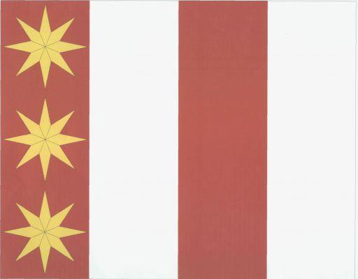Malšice - vlajka