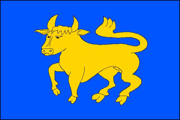 Markvartovice - vlajka